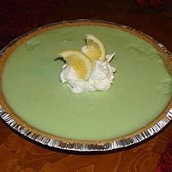 no bake lemon lime chiffon pie recipe