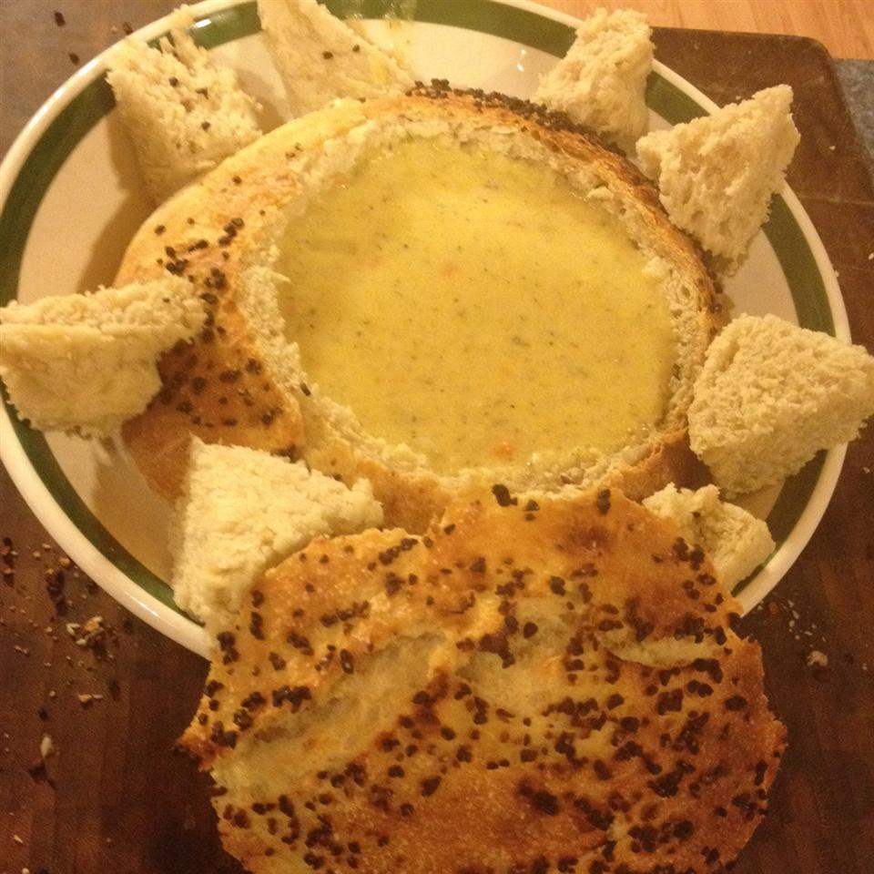 Potato Cheese Soup twister11