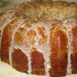 Honey Bun Cake I