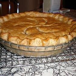 leftover pot pie recipe