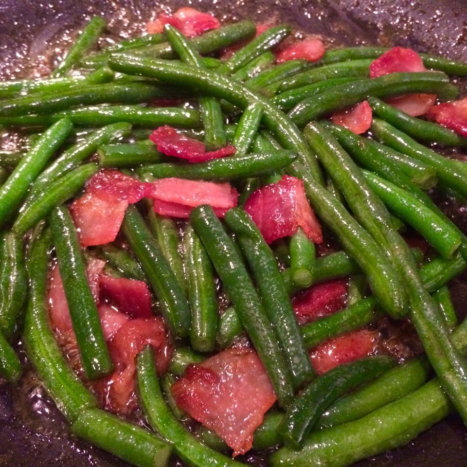 Airport Bob's Green Beans misszaida