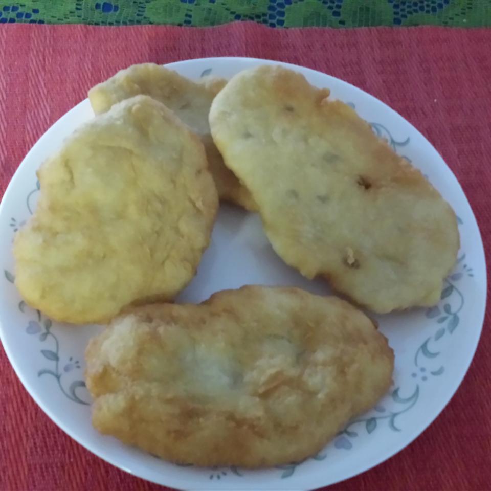 Navaho Indian Fry Bread Buddy Blair