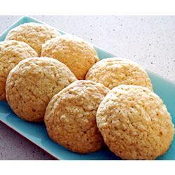 Coconut Oatmeal Cookies I Darlene