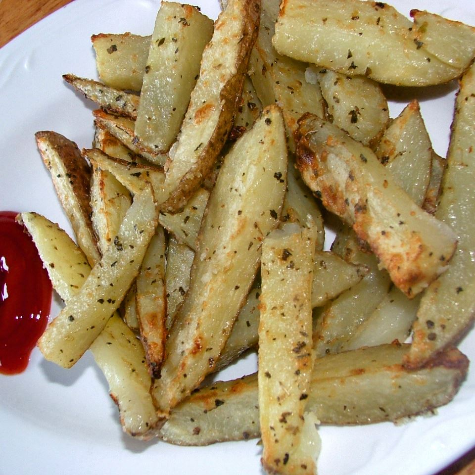 Baked French Fries II Lesley
