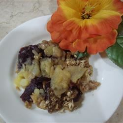 Hawaiian Fruit Crumble Honor Ross