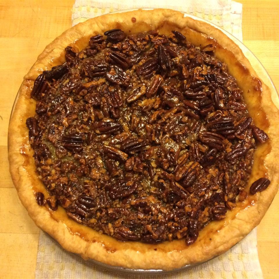 Honey Crunch Pecan Pie Anonymous