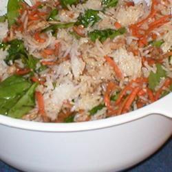 Romaine Rice Tuna Salad 2ys4you