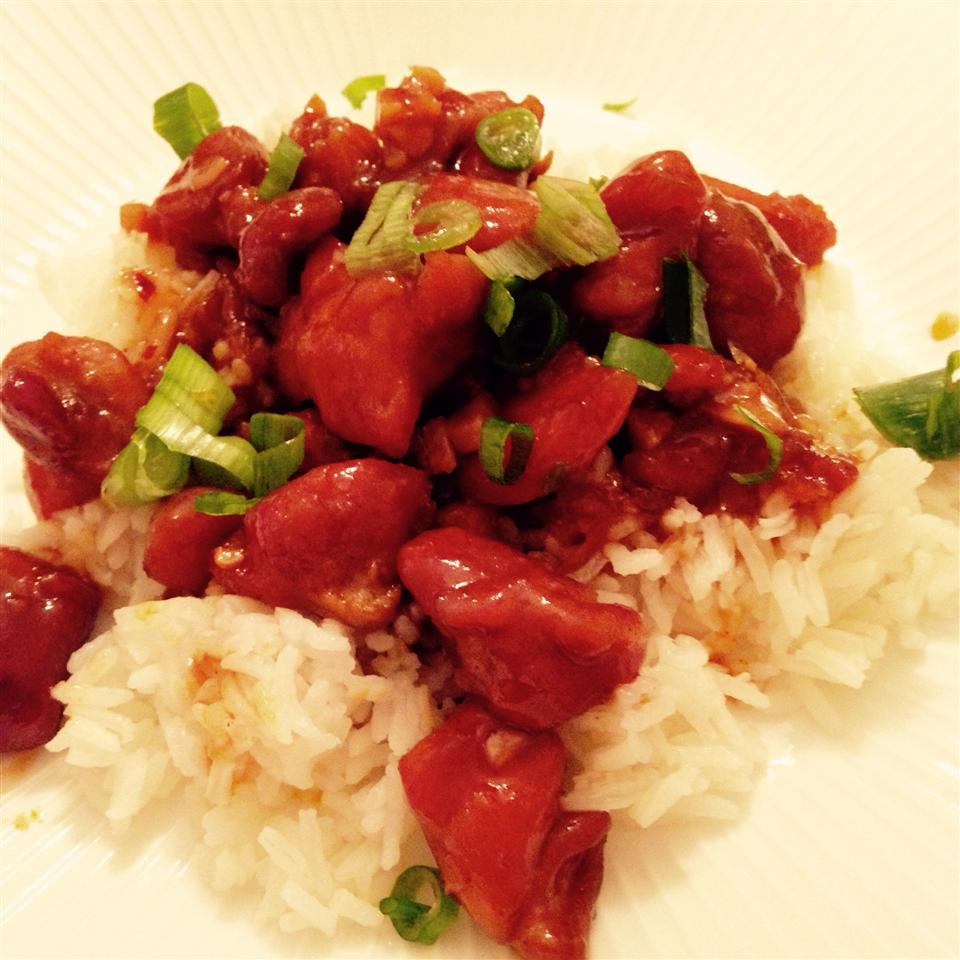 Mama's Asian Chicken and Rice ellC