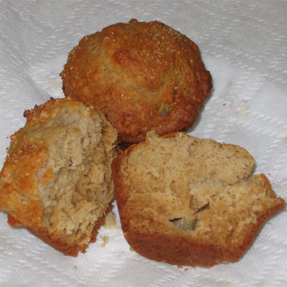 Pear-a-dise Muffins MARBALET