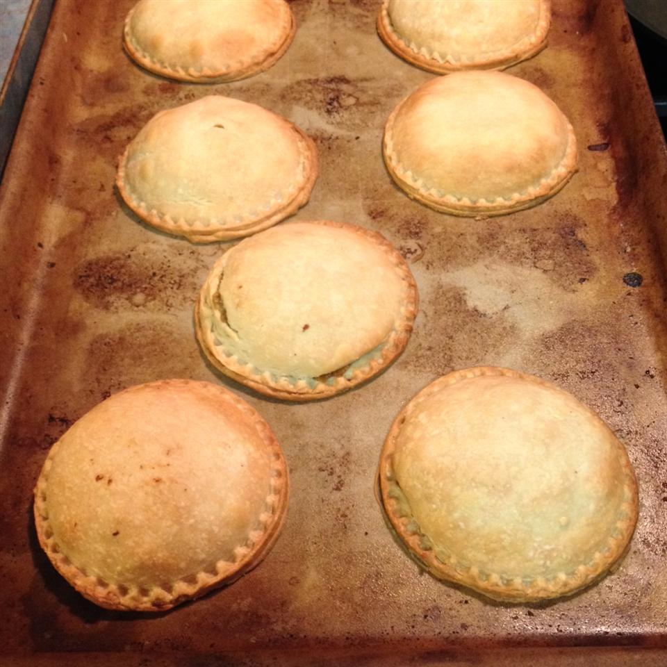 Swedish Meat Pies chowder monkey