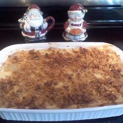 Turkey Potato Casserole