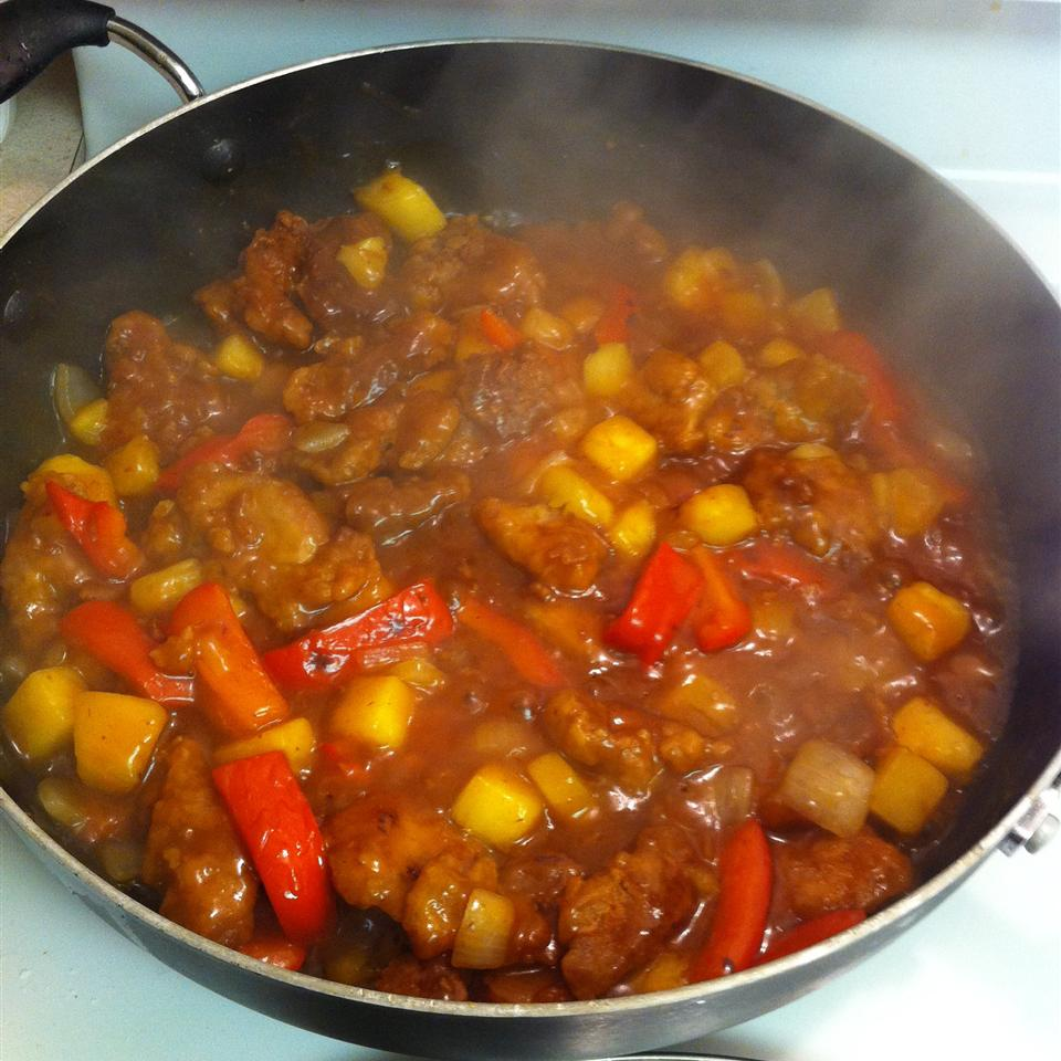 Sweet and Sour Pork I Erica Arnouse