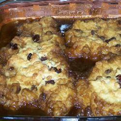 Half-hour Pudding Cake (Montreal Pudding)