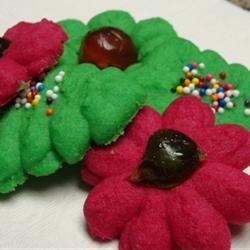 Festive Shortbread Gitano