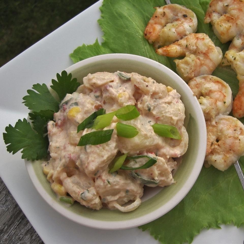 Spicy Dill Potato Salad