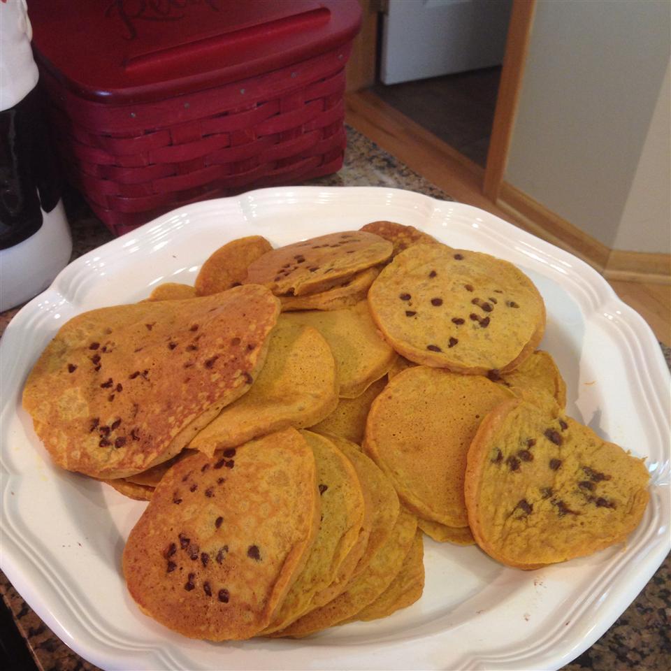 Helen's Priceless Pumpkin Pancakes Anonymous