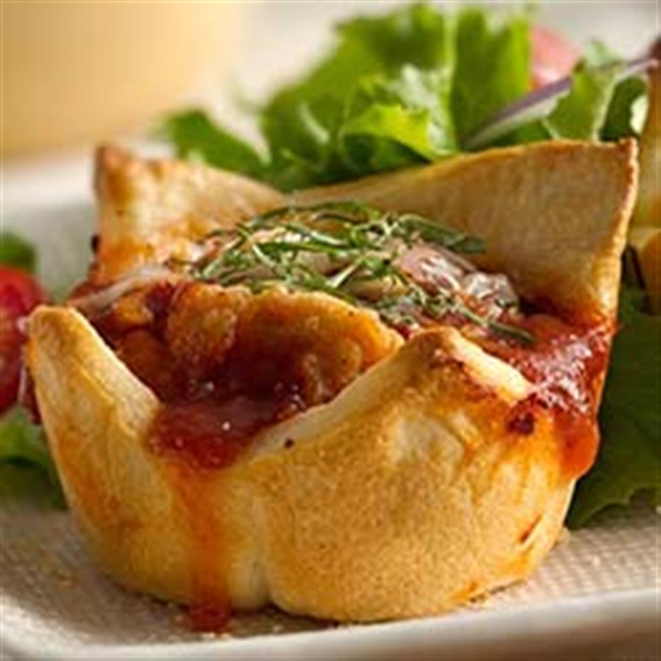 Parmesan Chicken Mini Pies Trusted Brands