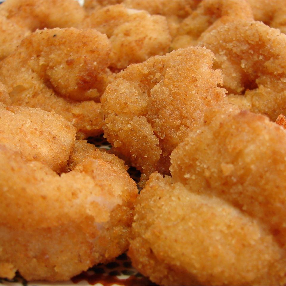 Fried Butterflied Shrimp