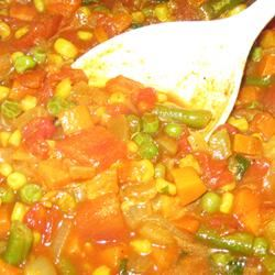 Quick and Easy Vegetable Curry jaymel76