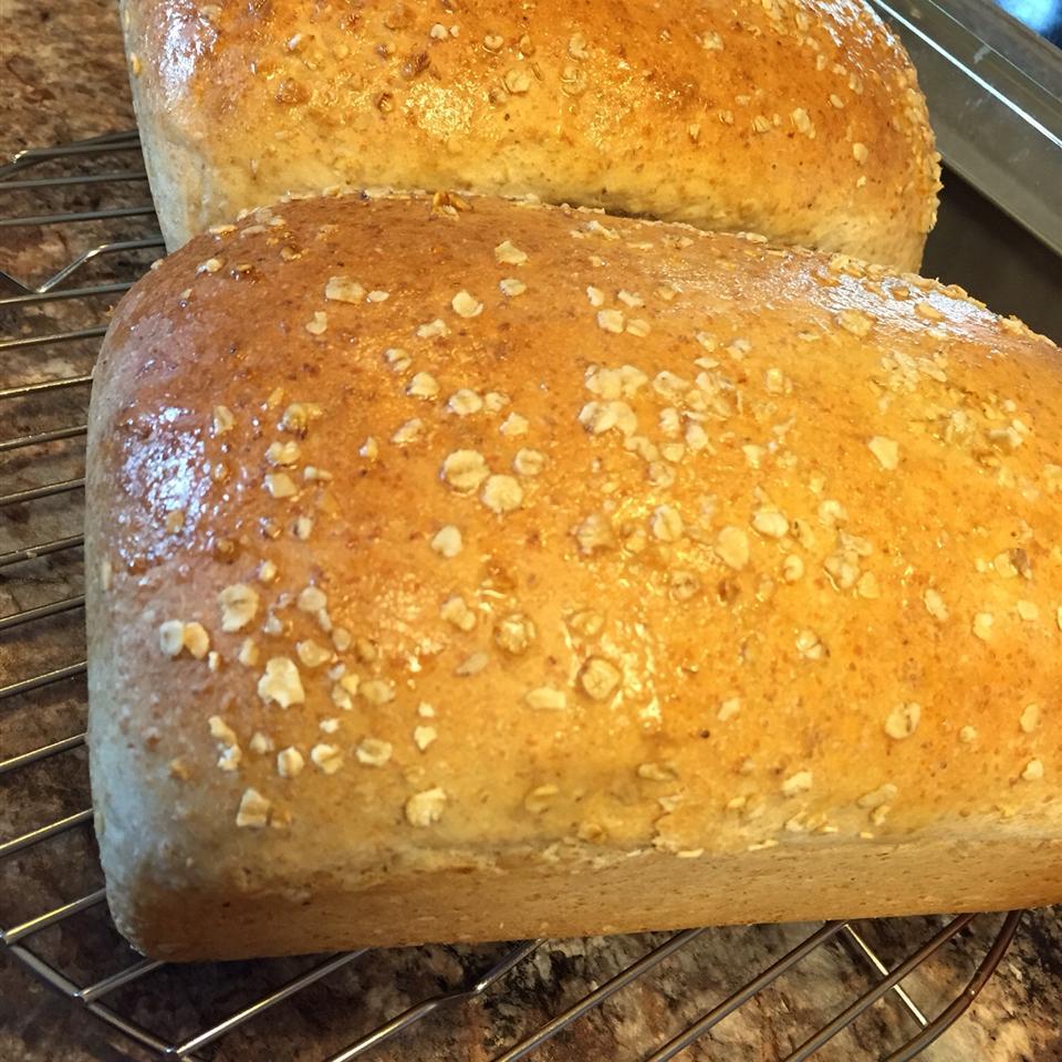 Butter Honey Wheat Bread Lisa Dilbeck