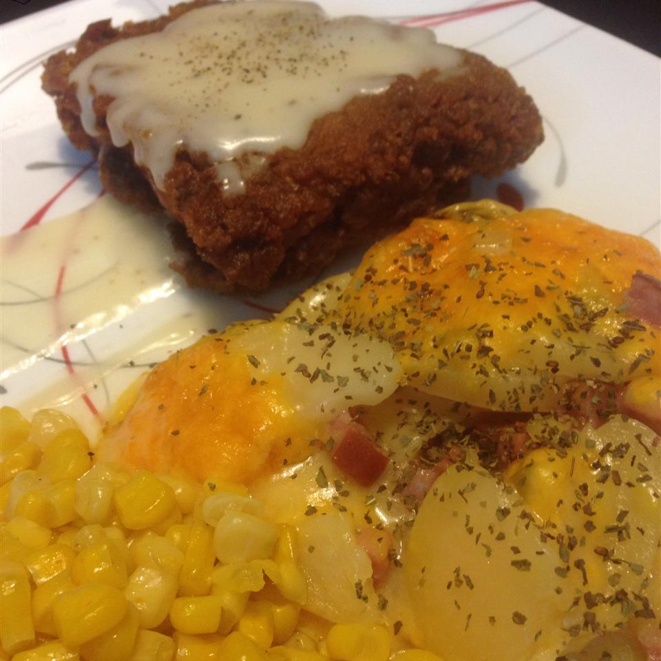 Country Fried Chicken Qdatnation