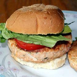 Salmon Rosemary Burgers CzeckCzick
