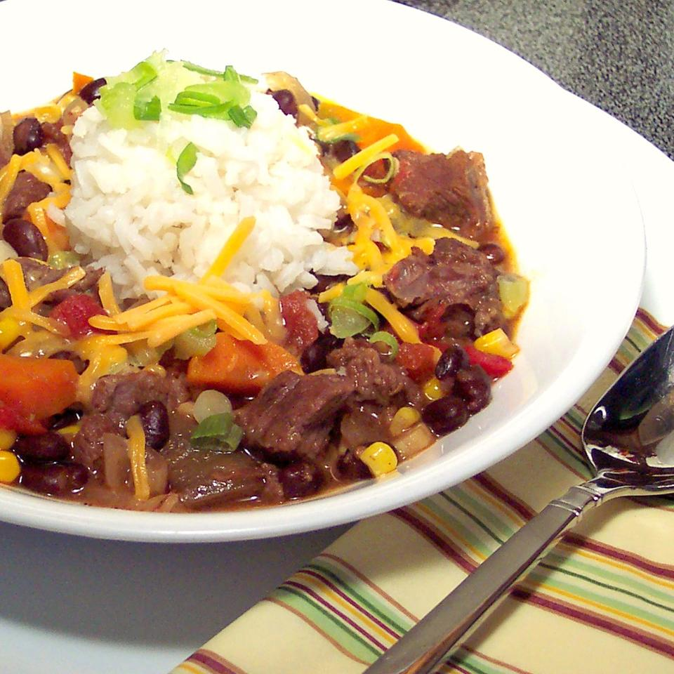 Slow Cooker Mexican Beef Stew Lillian
