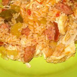 Chicken Jambalaya I Gracey