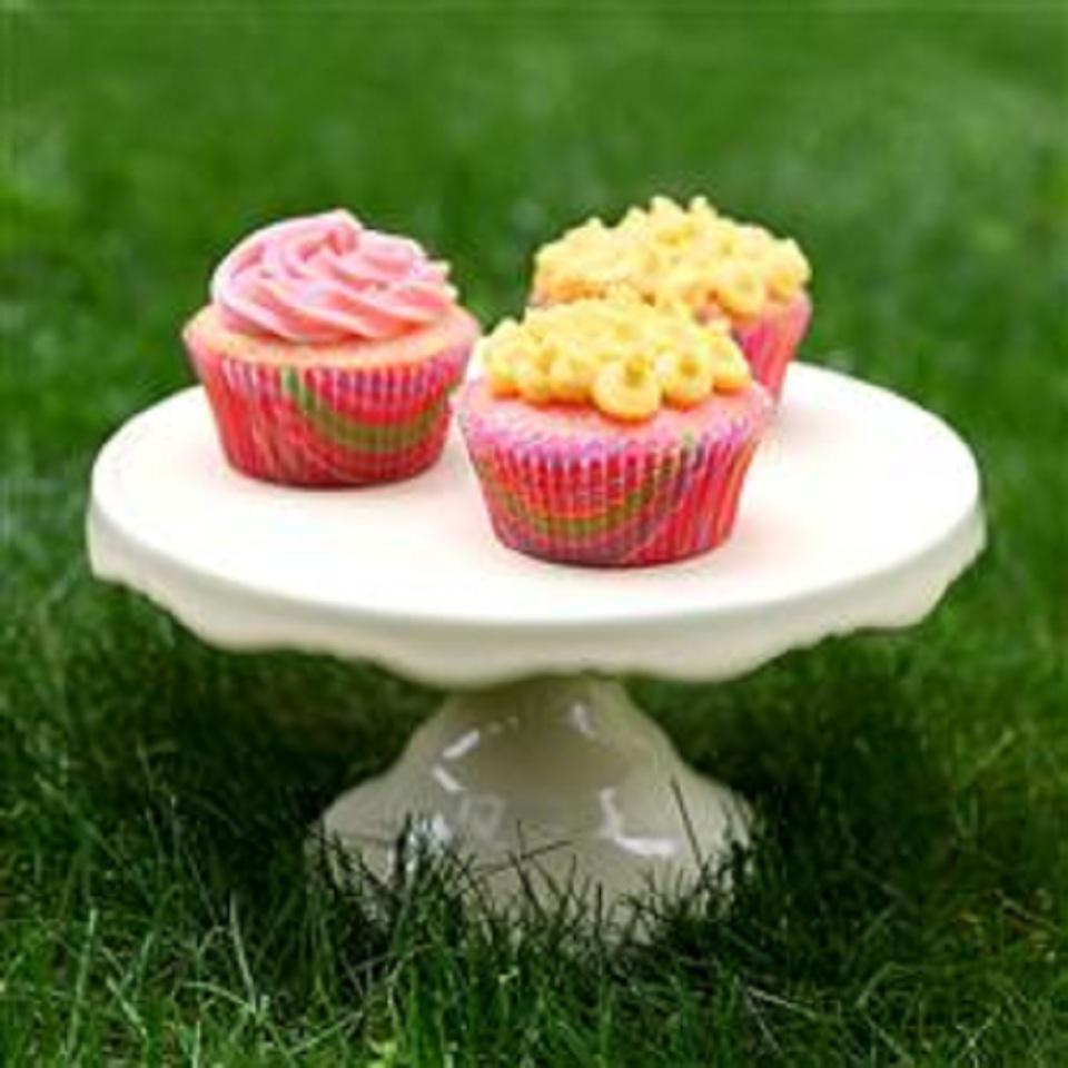 Frosted Pink Lemonade Cupcakes StaceyM