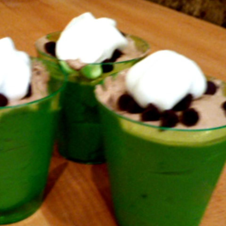 Chocolate Pudding Shots Lucky Noodles