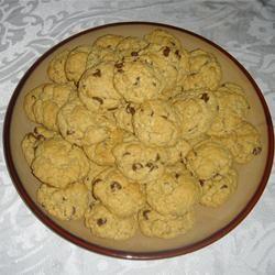 Oatmeal Pudding Cookies monica