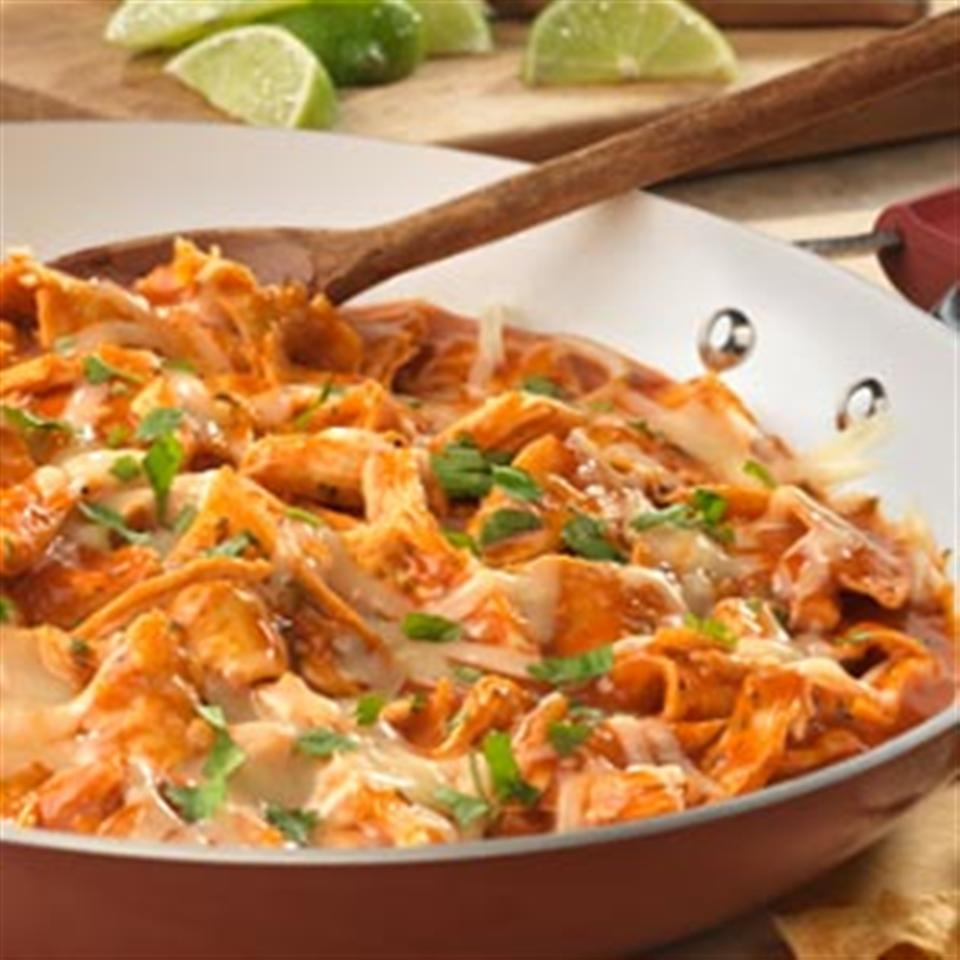 Chicken Chilaquiles from Campbell's Kitchen