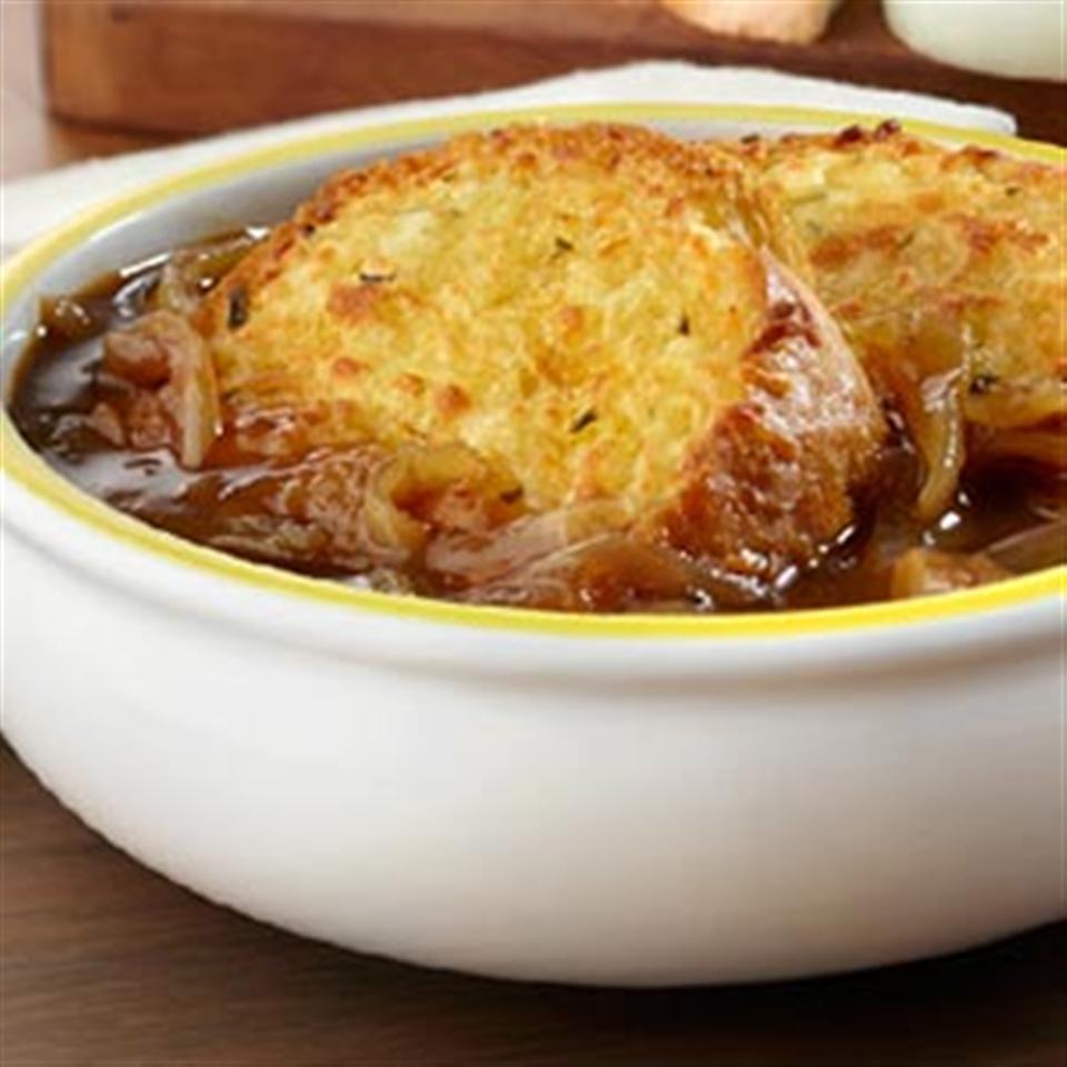 Speedy French Onion Soup