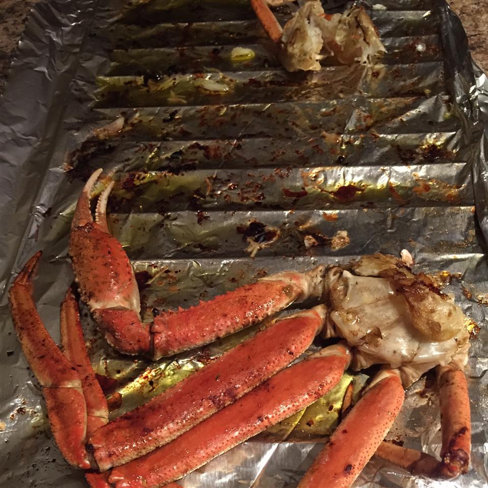 The World's Greatest Crab Recipe yum