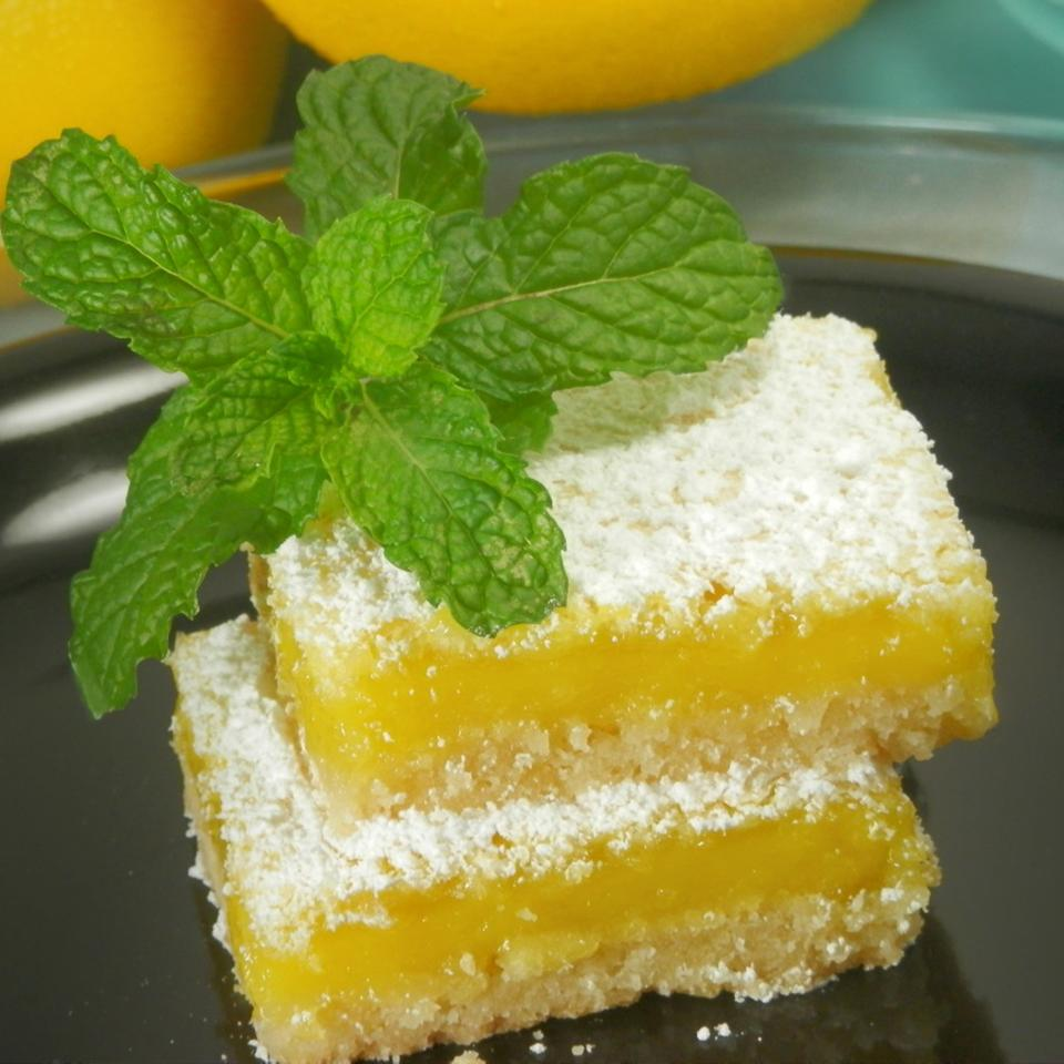 Lemon Pie Bars Mixit