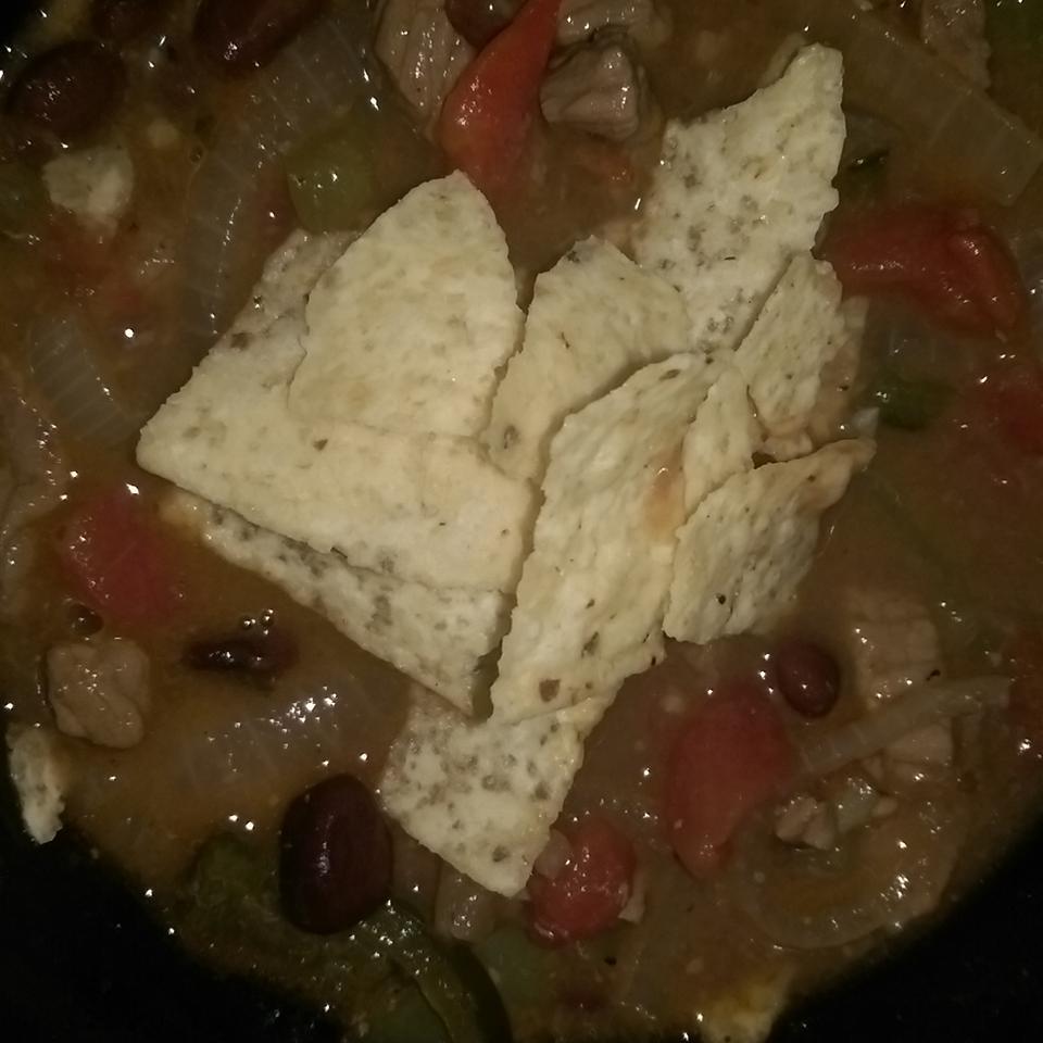 Easy Chicken Fajita Soup Kelly Schaffner