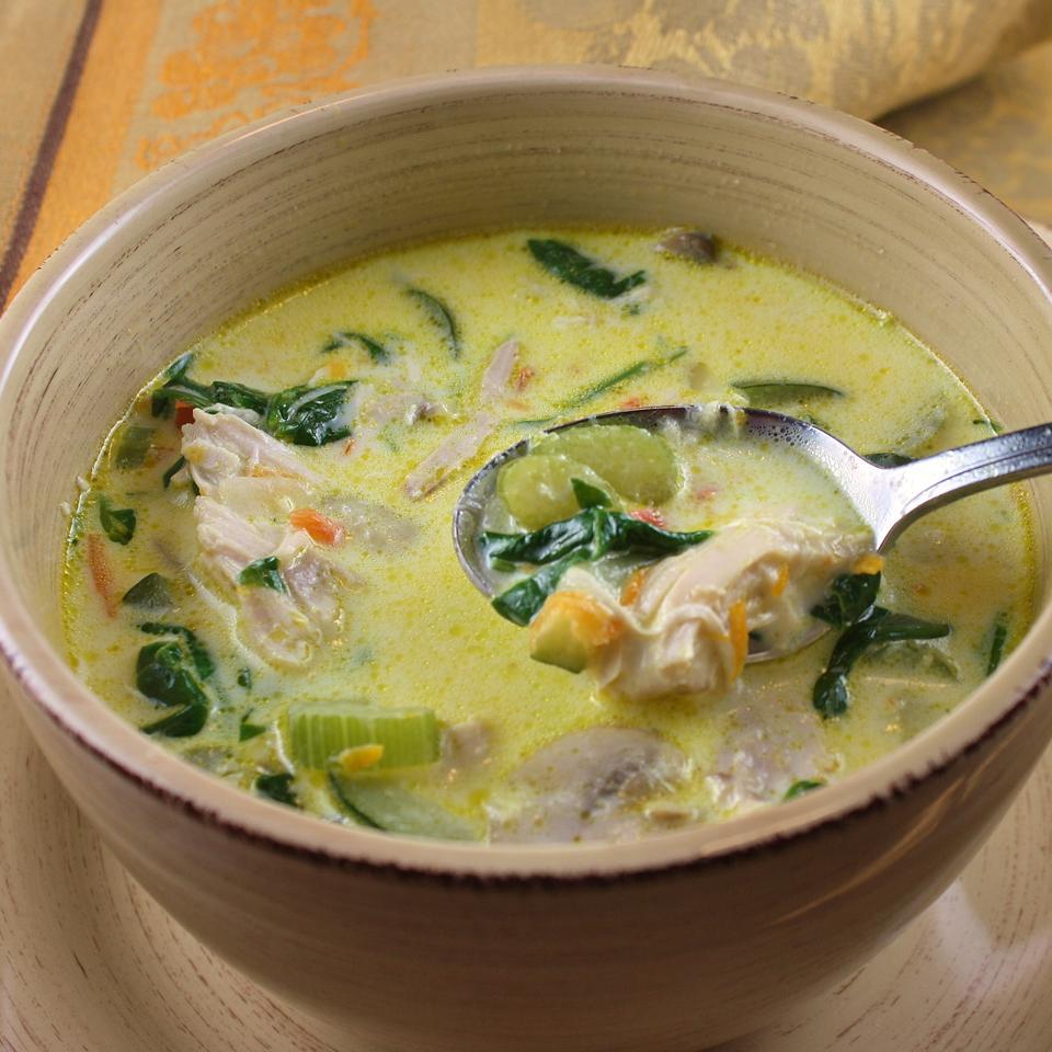 Creamy Chicken Gnocchi Soup naples34102