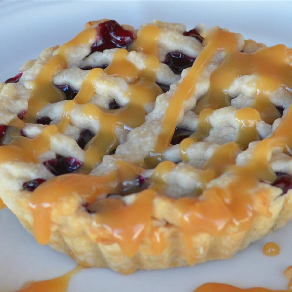 Homemade Blueberry Pie Filling Lela