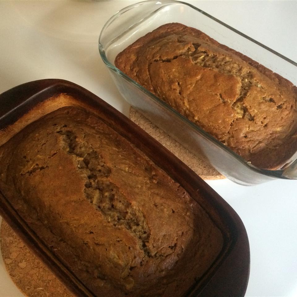 Pumpkin Zucchini Bread/ Cake czarbaker