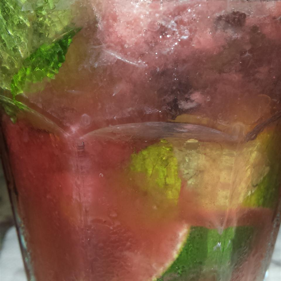 Strawberry Mojito Cnm Rivera