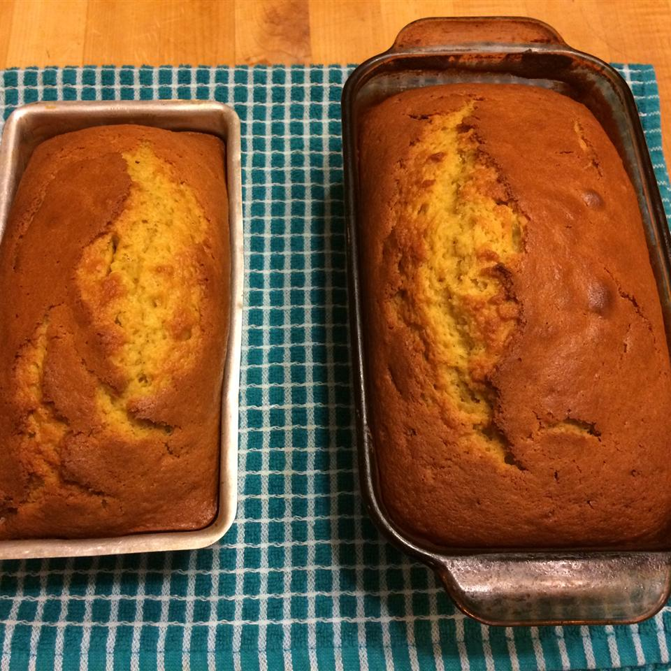 Pumpkin Pie Bread Anonymous