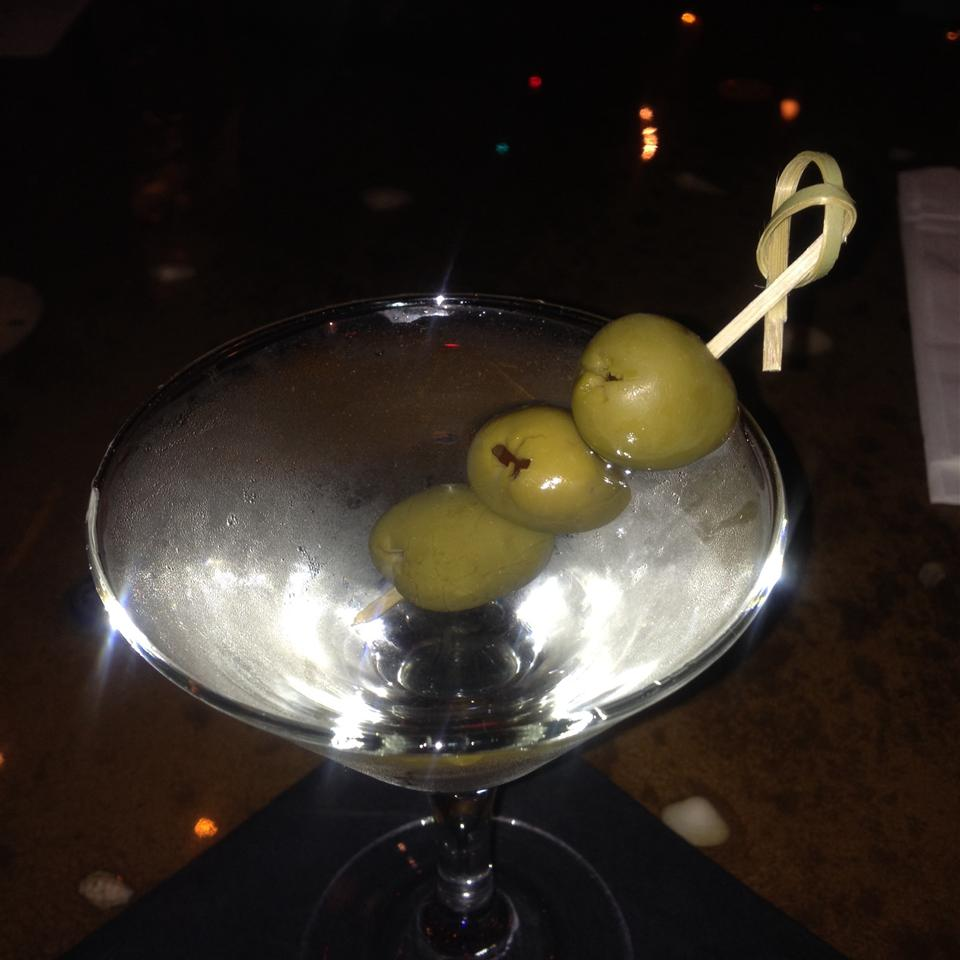 Shaggy's Perfect Martini Dave Hemme