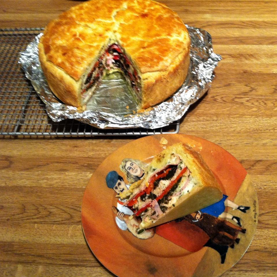 Torta Rustica breadguy