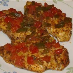 Lisa's Easy Chicken Trisha