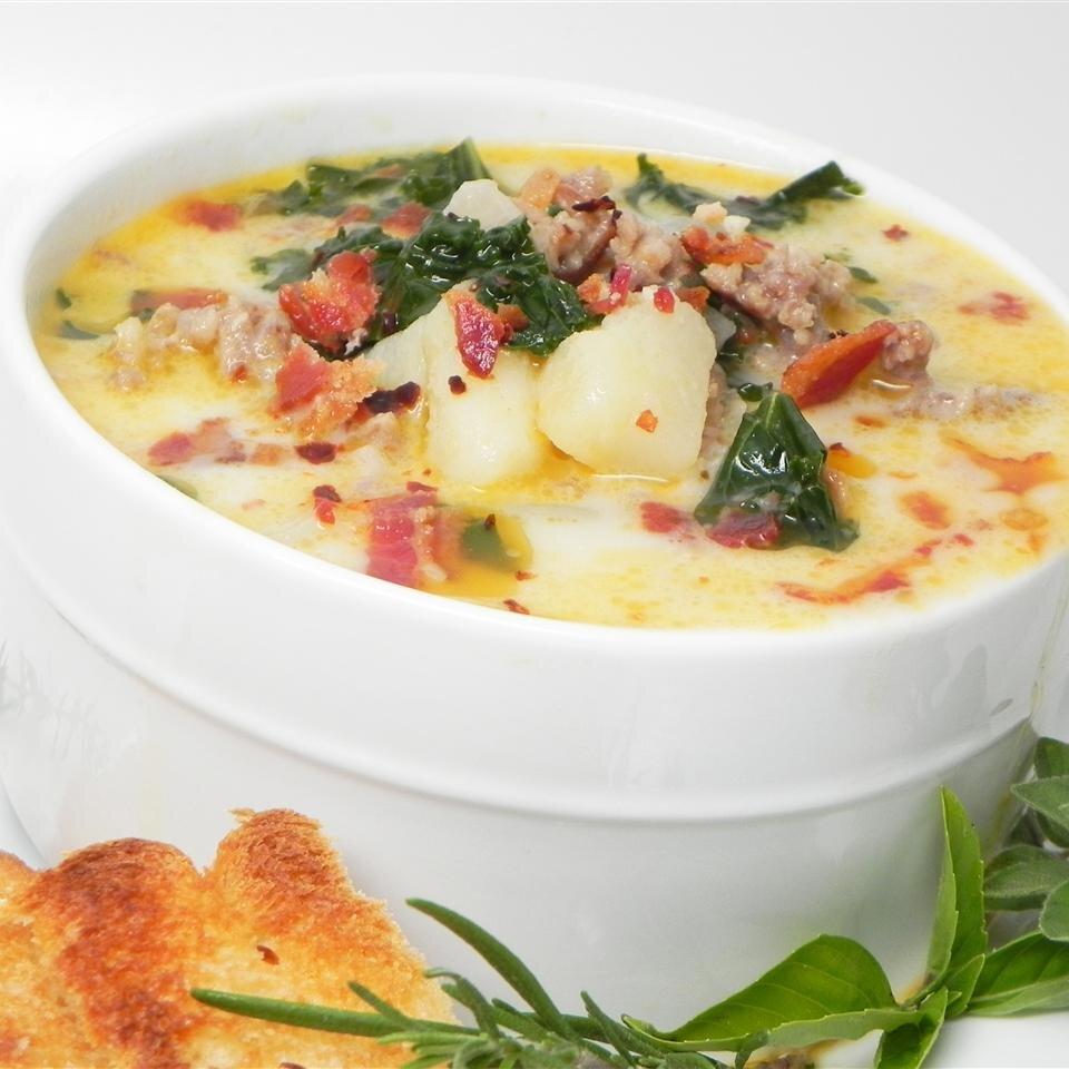 restaurant style zuppa toscana recipe