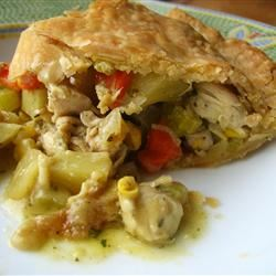 Chicken Pot Pie I