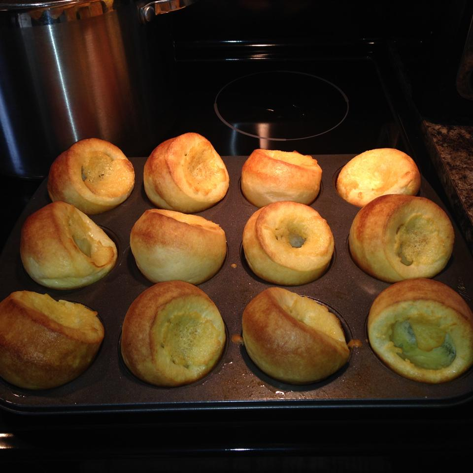 Quick and Easy Yorkshire Pudding Kimi