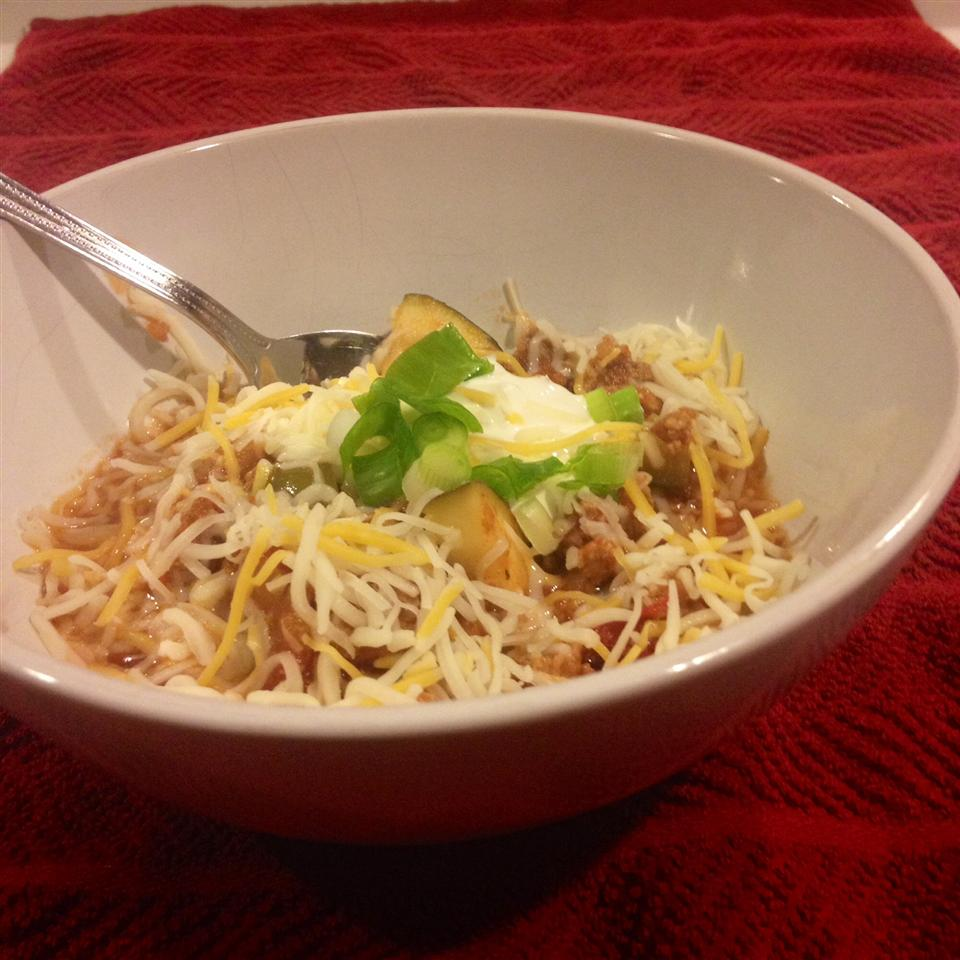 Terrific Turkey Chili FrackFamily5 CA—>CT