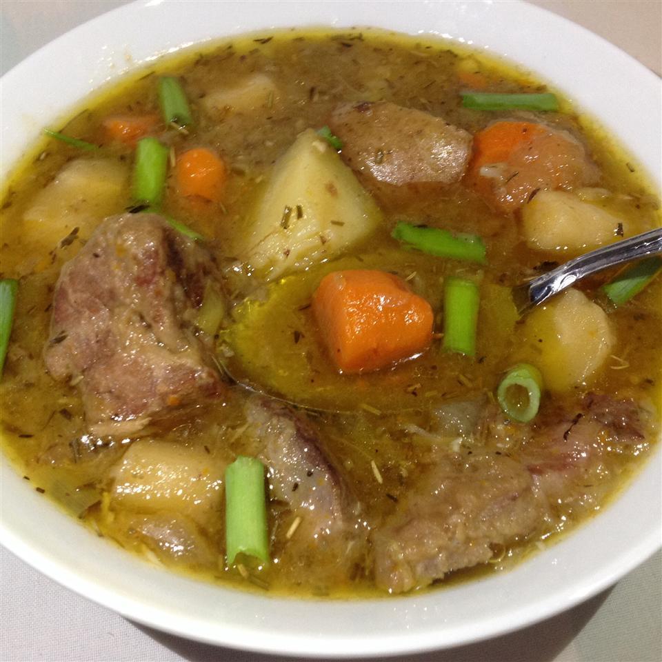 McIntire's Lamb Stew