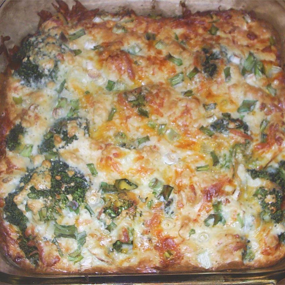 Broccoli Pie Holly J Chadwick